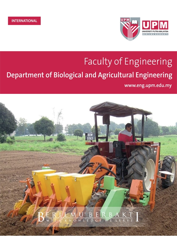 Biological and Agricultural Engineering