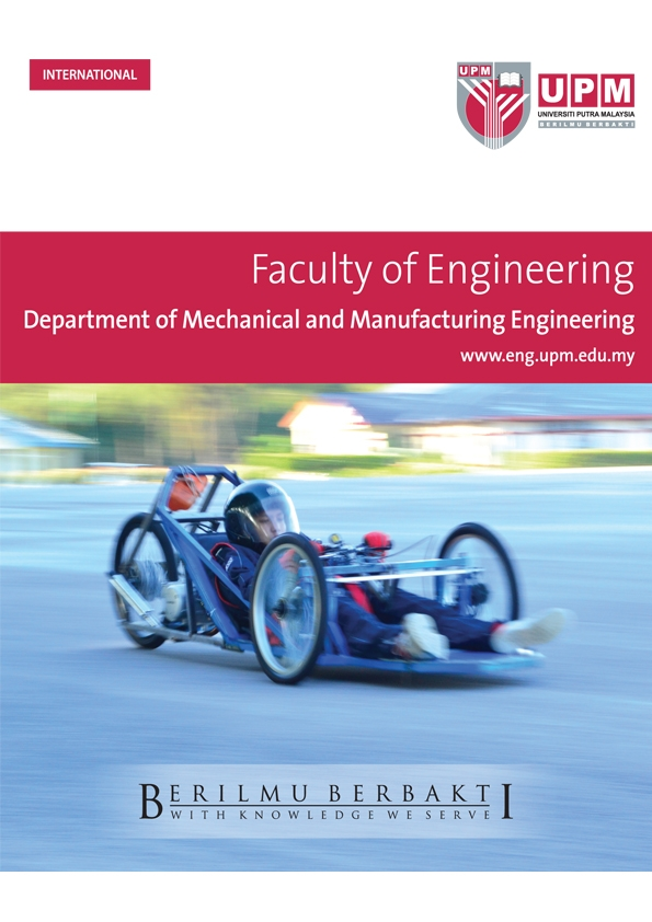 Mechanical and Manufacturing Engineering